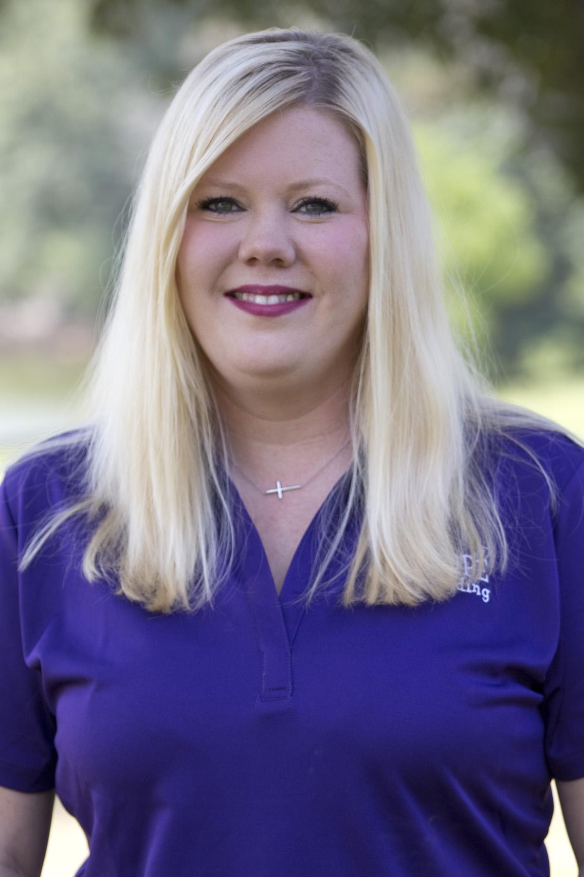 Melissa Lowery, OTA