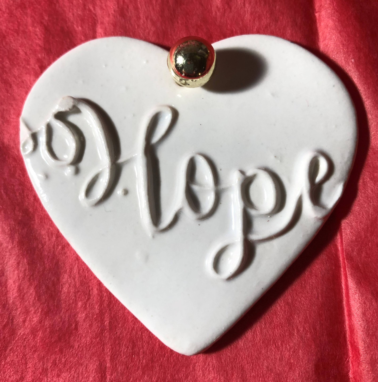Hope Heart  $8
