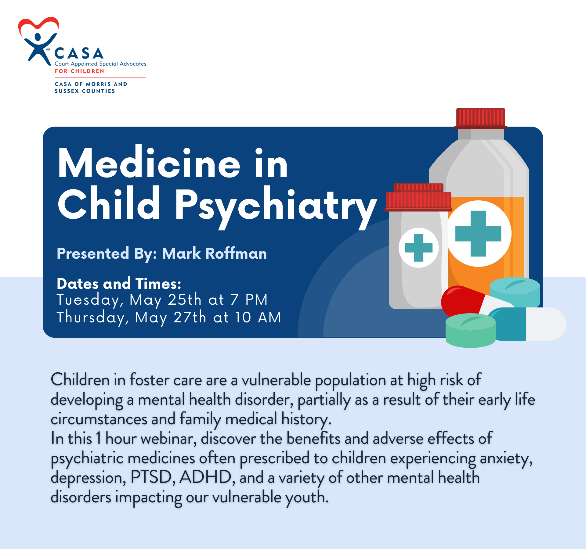 Medicine in Child Psychiatry