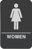 Restroom -Women