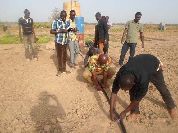 Innovation for Rural Prosperity - An Update