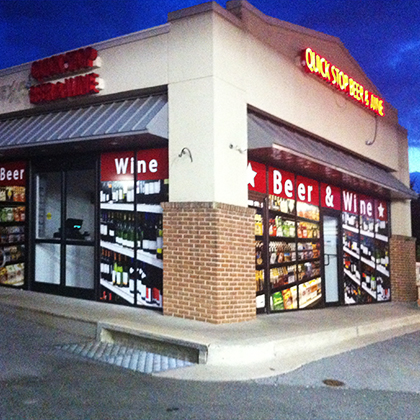 Quick Stop Beer & Wine Store