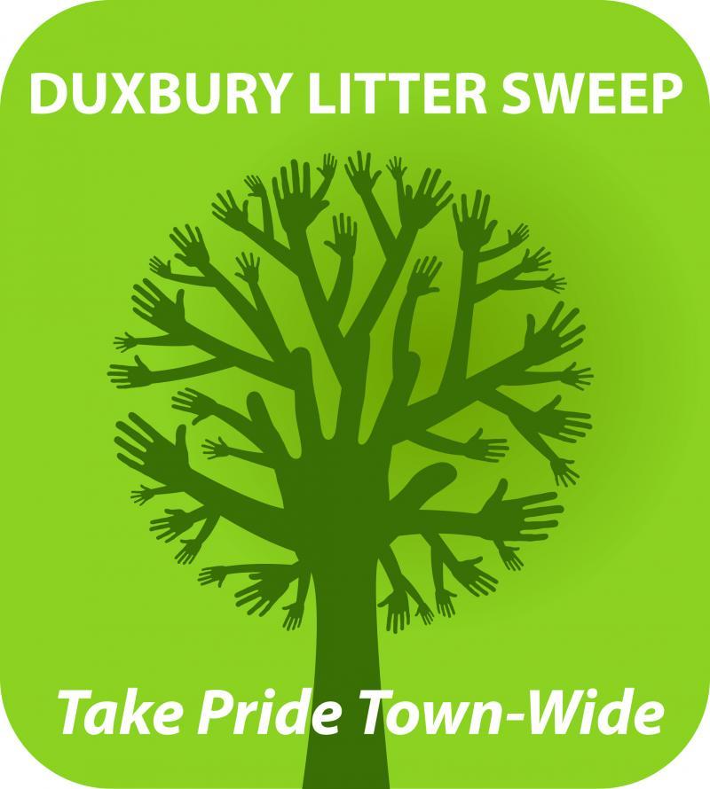 Duxbury Litter Patrol Litter Sweep