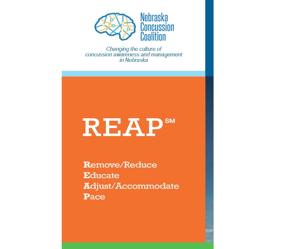 Reap Manual Cover