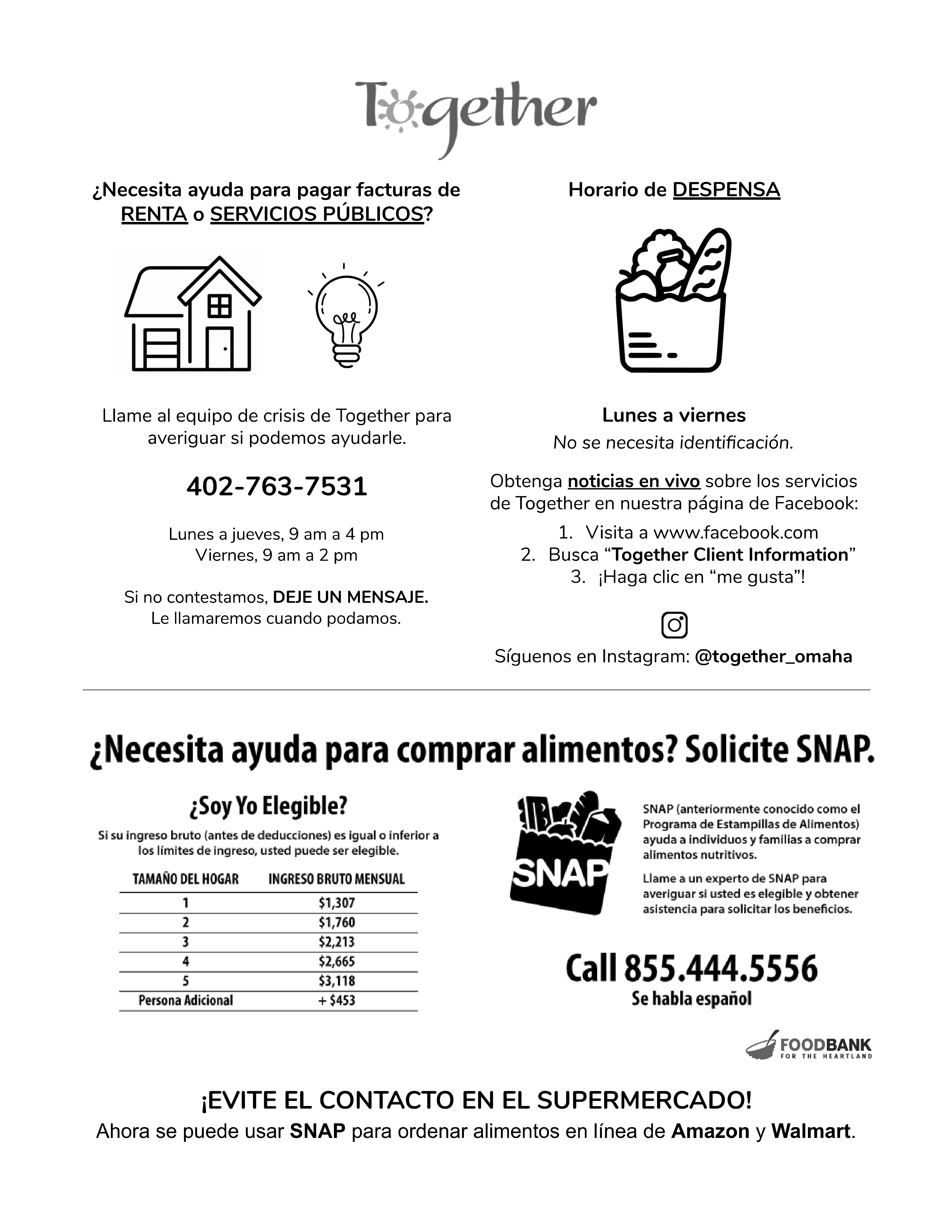 COVID-19 Resource Guide 1 (Spanish)