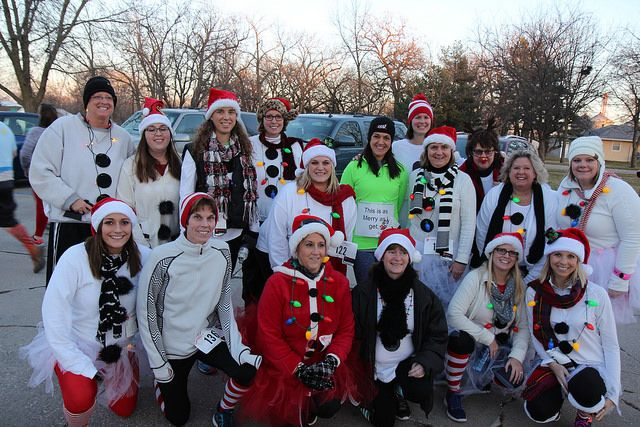 Lights On 5K | Clear Lake, Iowa | One Vision