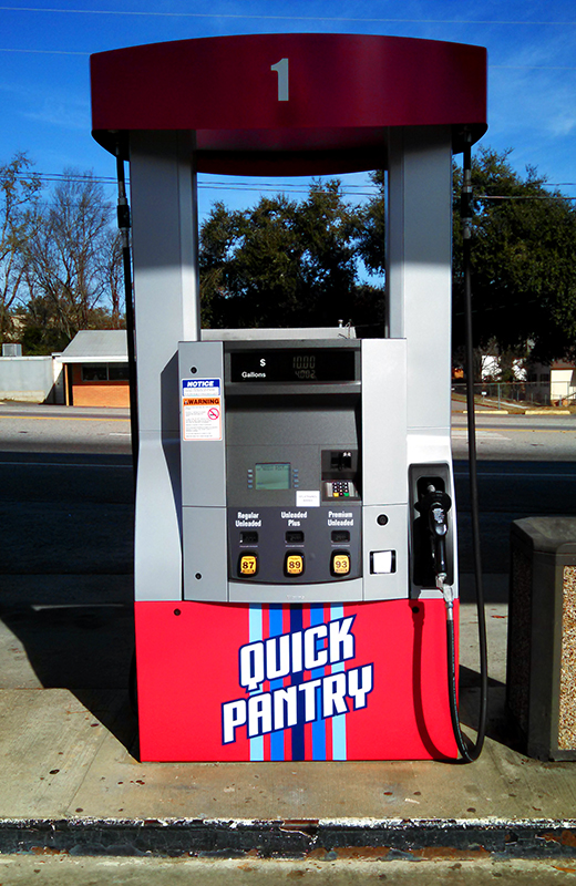 Gas Pump Graphics