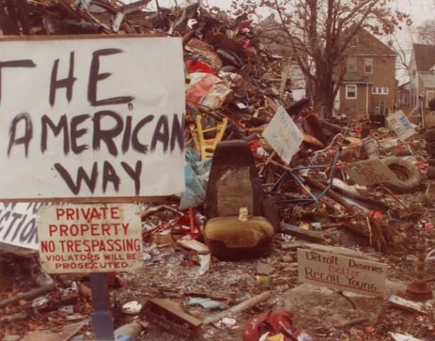 1991 Demolition