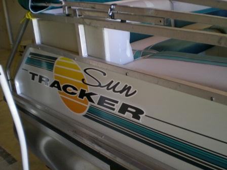 Spot-On Signs & Graphics Boat Graphics