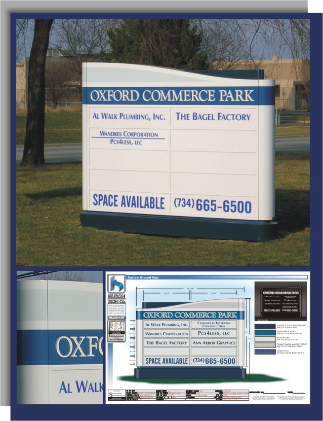 Oxford Commerce Park