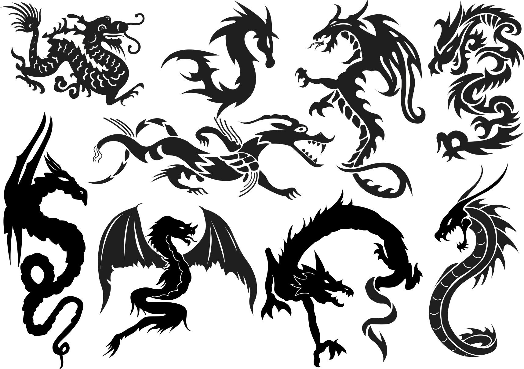 Dragons Car Graphics