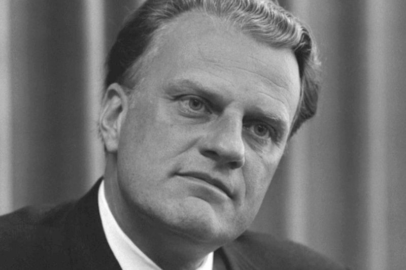 Our Statement on the Passing of Billy Graham