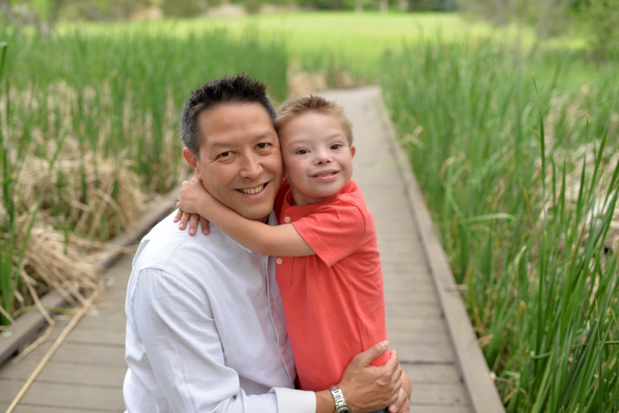 A Letter to My Past Self - A Father's Day Message from IN!'s Board President