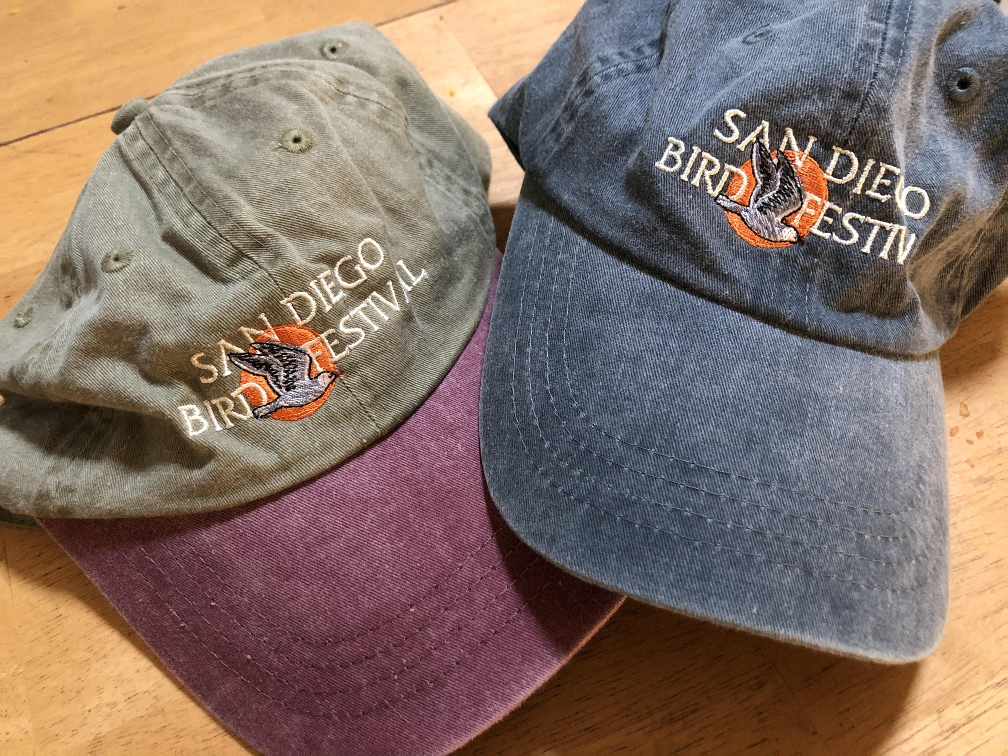 San Diego Bird Festival Baseball Cap