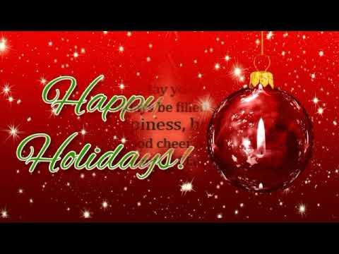 DSA Office Closed - Happy Holidays!