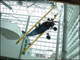 Fleet 2 Biplane