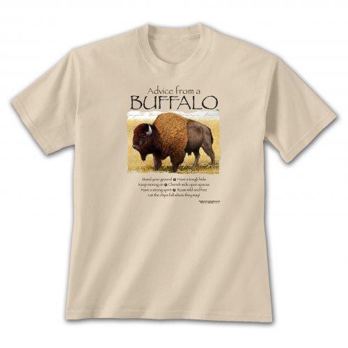 T-Shirt - Advice from a Buffalo