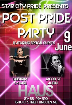 Official Post-Pride Party!