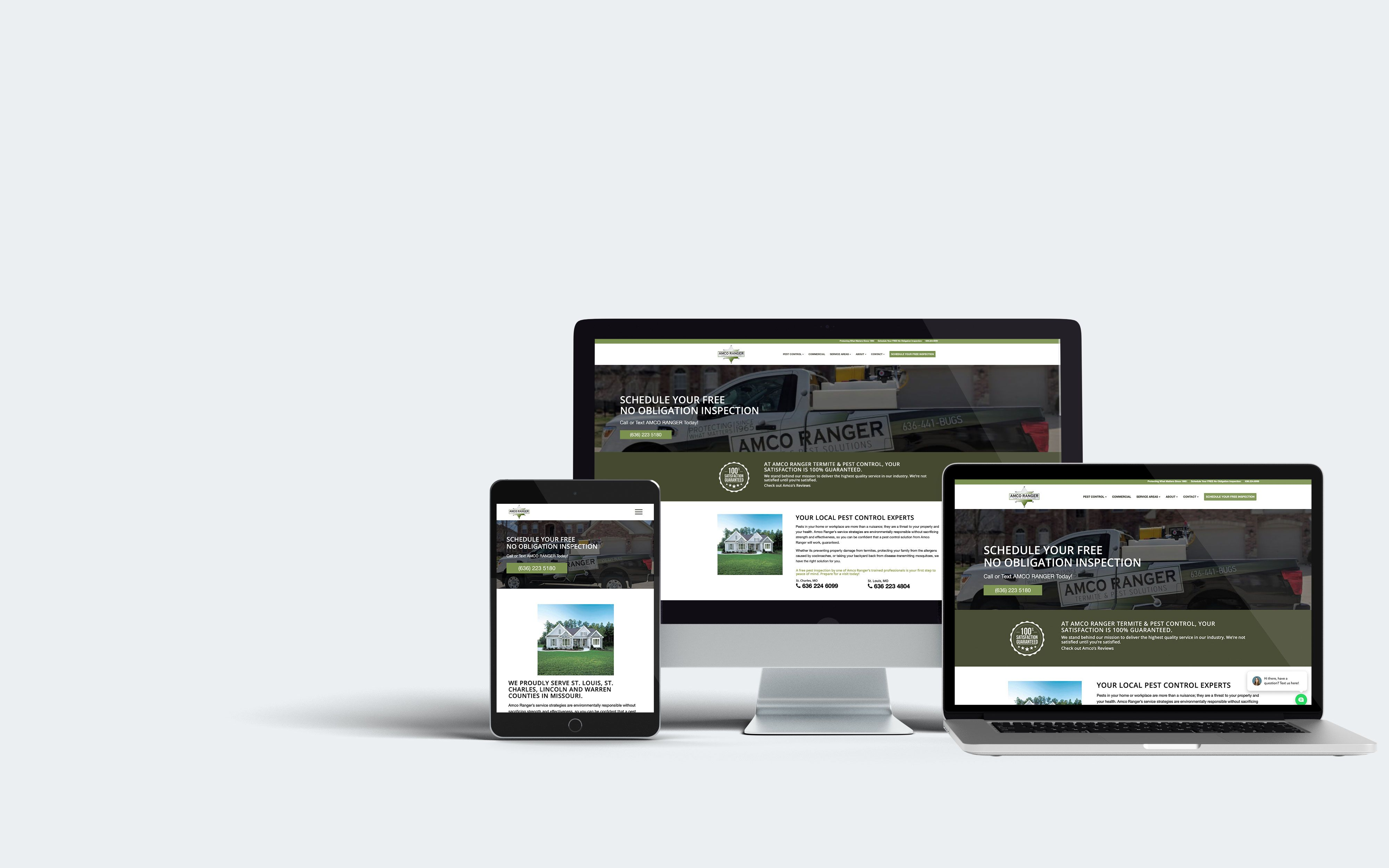 We design & build custom websites that deliver results.