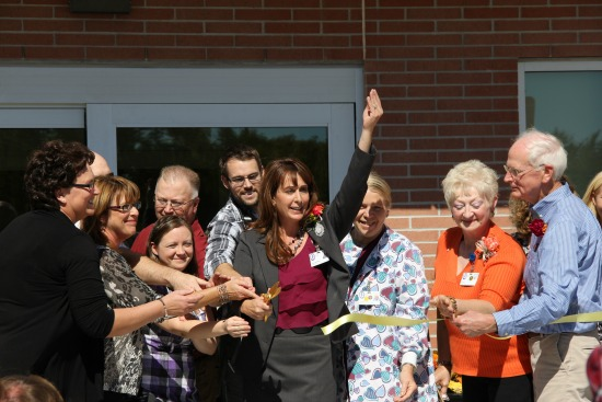 Johnson County Hospital opens new addition