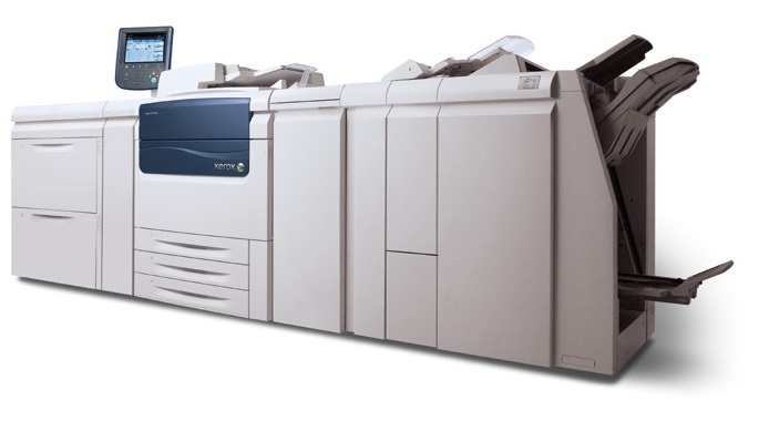 Digital Printing Equipment at Minuteman Press in Poole