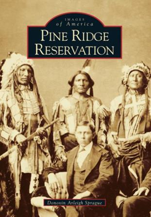 Arcadia Book - Pine Ridge Reservation