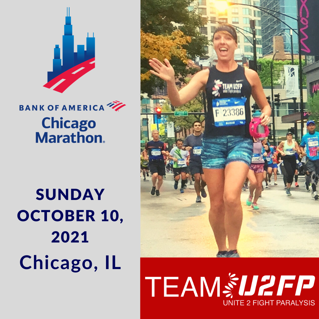Race for Curative Interventions While Participating in a World Class Marathon!