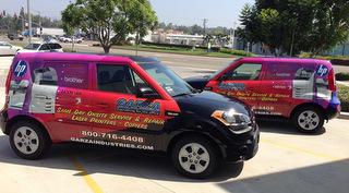 Best car wraps in Orange County