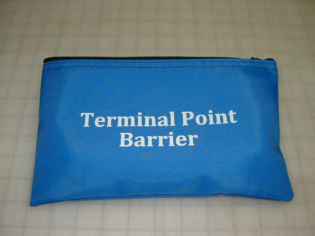 Terminal Point Cover Up Tool Bag