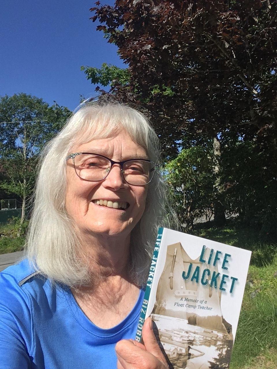 """""""Life Jacket"""" a Memoir"""