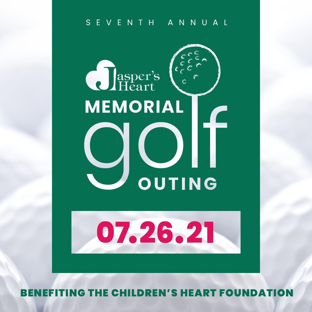 Jasper Johnson Memorial Golf Outing