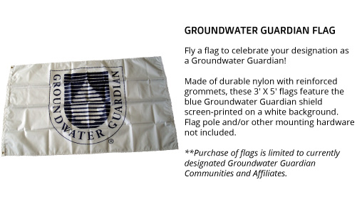 Groundwater Guardian Flag