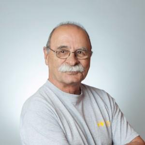 John Ricci, Bindery Operator