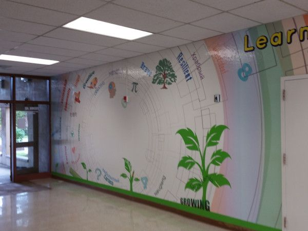 Wall Graphics for Bend and Central Oregon