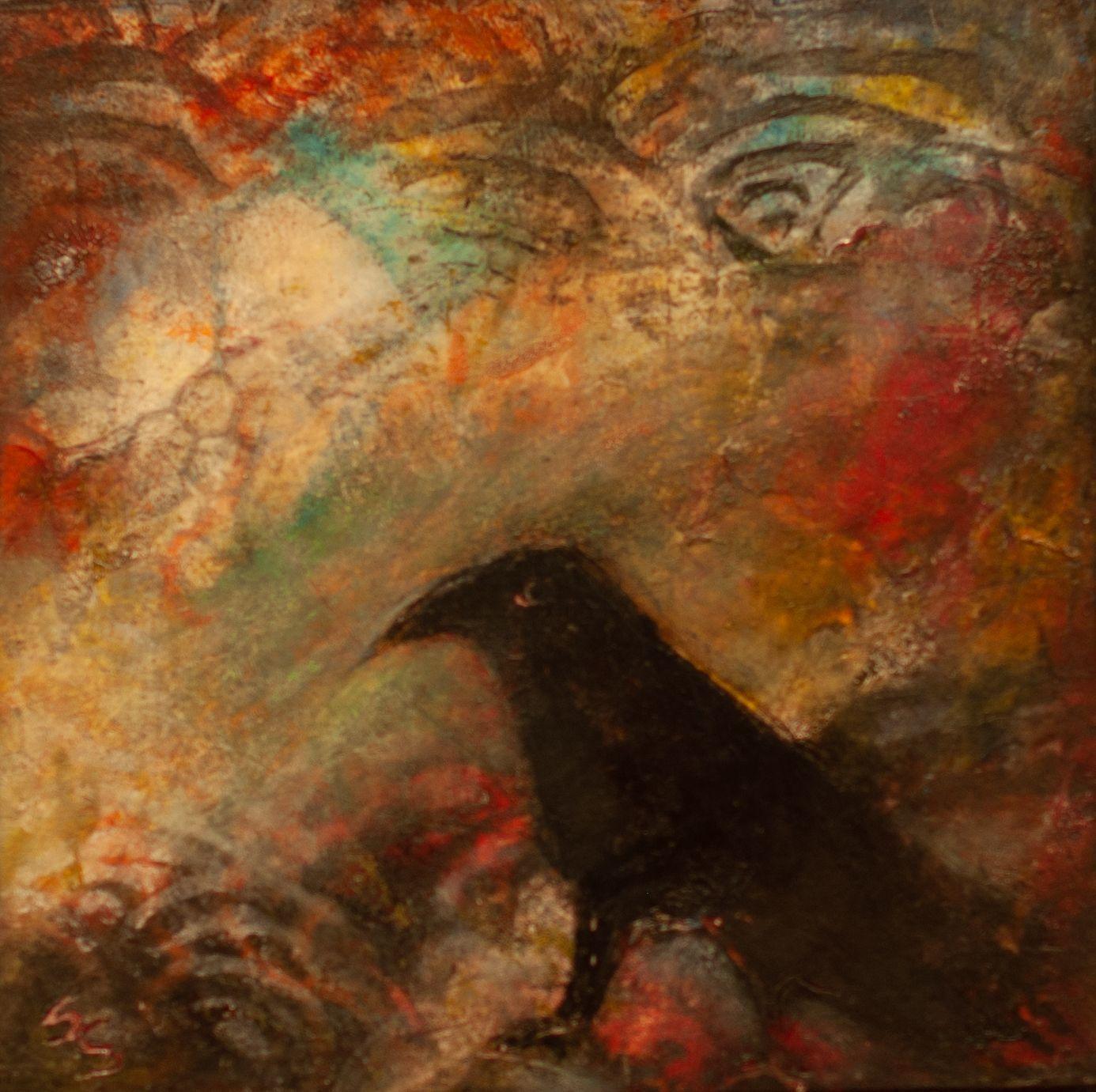 "Sandy Shepard - ""Cosmic Raven"""