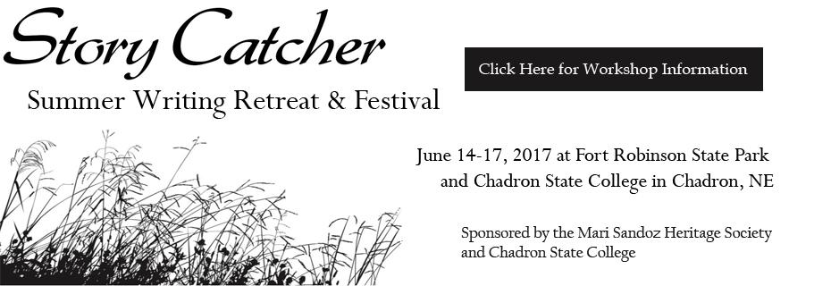 2017 Story Catcher Writing Retreat & Festival