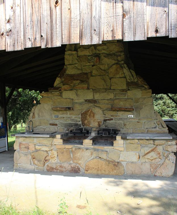 Vezetti's Venture Fireplace II