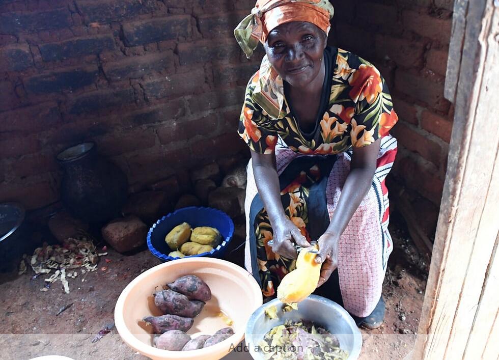 COVID--19:  A Food Shortage in Kenya
