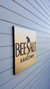 Beesalt Balcony