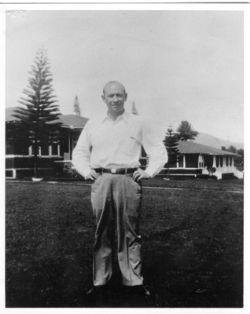 Chief Radioman Harry Kidder, USN