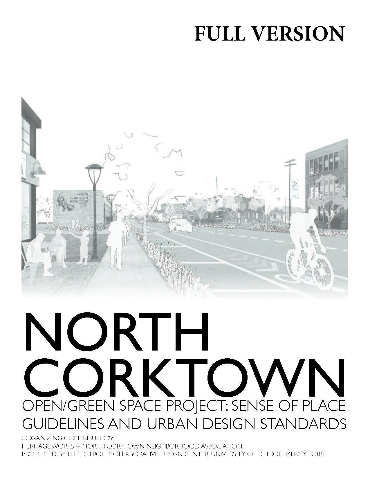 North Corktown Placekeeping