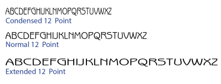 Extended or Expanded Type