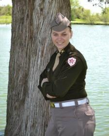 Danielle Richter - Texas A&M