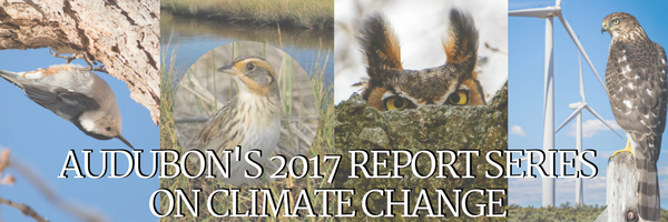 Audubon's 2017 Report Series on Climate Change