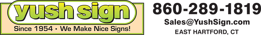 Yush Sign & Display Co., Inc.
