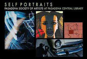 "Pasadena Central Library - Theme:  ""Self Portraits"""
