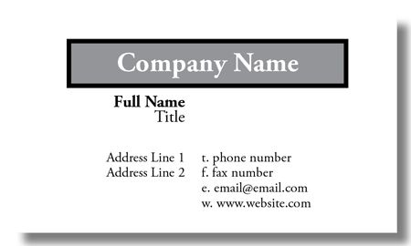 Model #043: Kwik Kopy Design and Print Centre Halifax Business Cards