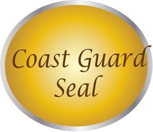 NP-1000 - Carved Plaques  of the Great Seal of the US Coast Guard