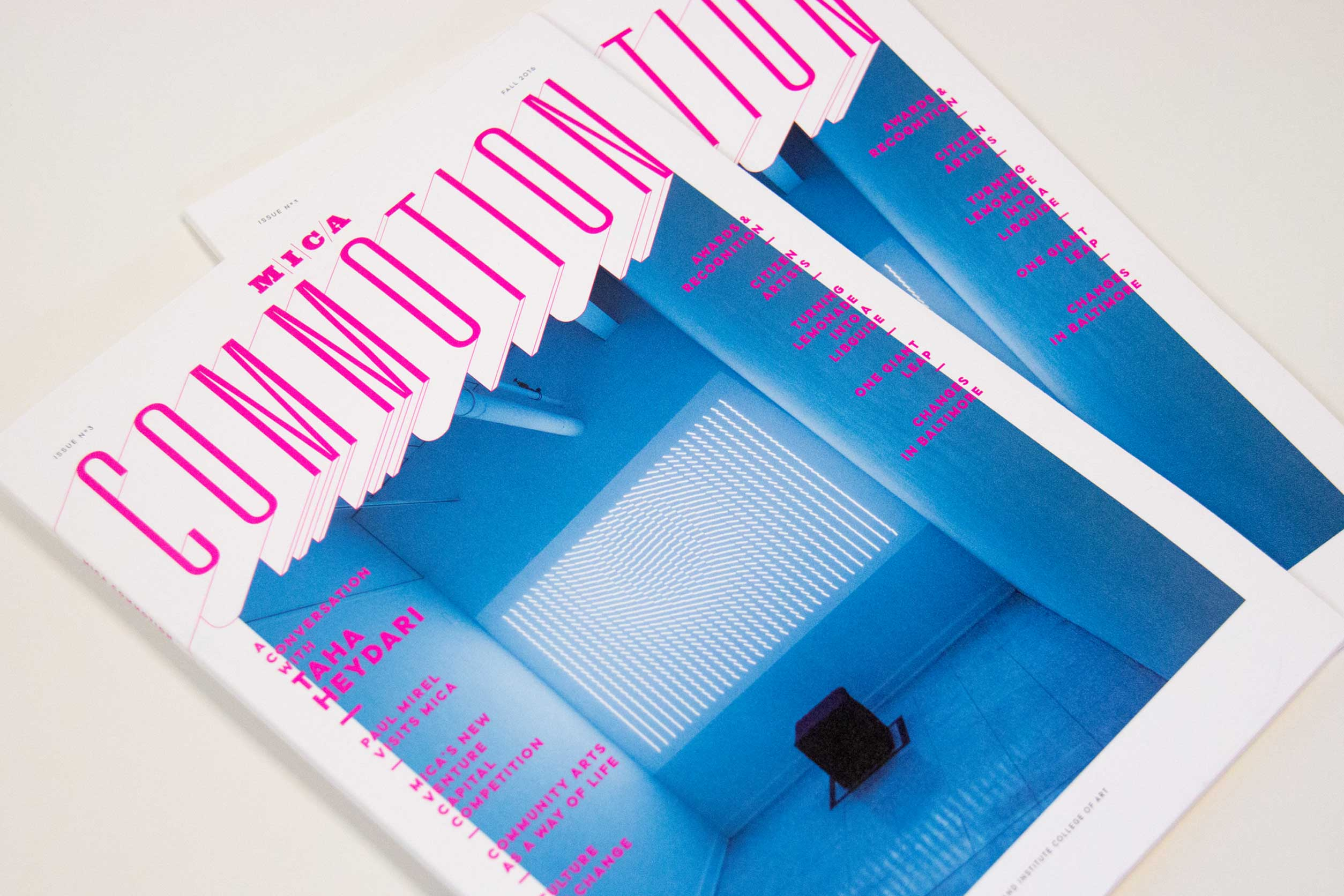 Case Study Anatomy: MICA Commotion Book