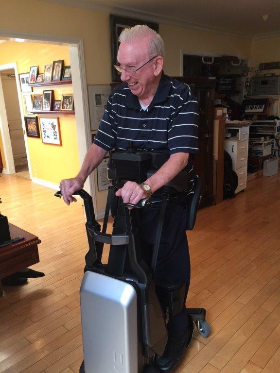 Personal Testimonial about New TEK Mobility Device